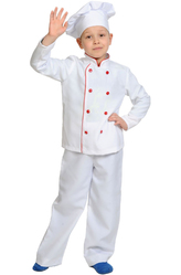 Профессии - Костюм Профессиональный кулинар