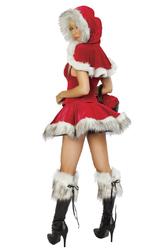 Новогодние костюмы - Костюм Пушистая красная шапочка