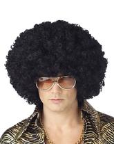 Ретро и Гангстеры - Пышный парик африканца