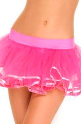 Женские костюмы - Пышный розовый подъюбник
