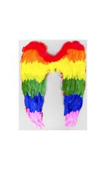 Женские костюмы - Радужные крылья ангела