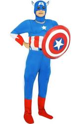 Комиксы - Рассудительный Капитан Америка