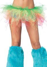 Подъюбники и юбки - Разноцветная юбочка Туту
