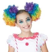 Клоунессы - Разноцветные хвостики клоунессы
