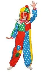 Клоуны - Разноцветный костюм клоуна Фили