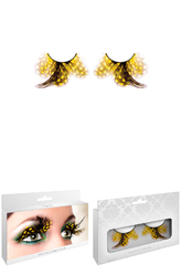 Ресницы и линзы - Ресницы Пятнистая бабочка