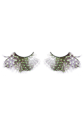 Ресницы Пёстрые перья