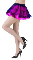 Подъюбники и юбки - Реверсивная Туту юбочка черно-розовая