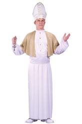 Монашки и священники - Костюм Римский священник