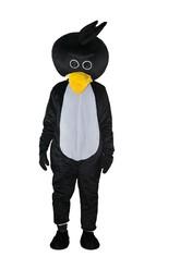 Angry Birds - Ростовая кукла Энгри Бердс черная