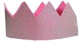 Принцессы - Розовая блестящая корона