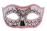 Мертвецы - Розовая маска День Мертвых