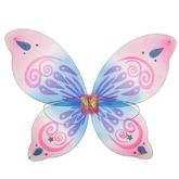 Аксессуары - Розово-голубые бабочки