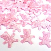 Медведи - Розовое конфети Медвежонок