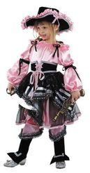 Пиратки - Розовый костюм пиратки