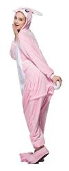 Женские костюмы - Розовый кролик
