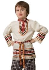Русские народные - Рубашка со славянскими мотивами