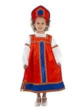 Национальные - Русский народный костюм Маруся