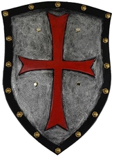 Богатыри и Рыцари - Щит крестоносца
