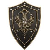 Богатыри и Рыцари - Щит с двуглавым орлом