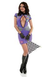 Гонщики и гонщицы - Секси костюм гонщицы