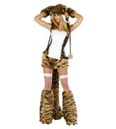 Животные и Звери - Секси костюм саблезубого тигренка