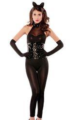 Коты - Сексуальный костюм женщины кошки