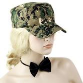 Военные и Милитари - Сексуальный набор сотрудницы спецназа
