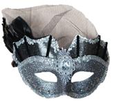 Серебристая маска Летучей мыши