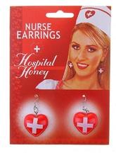 Медсестры - Серьги