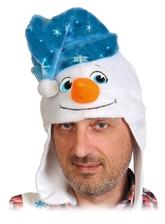 Снеговики - Шапка Снеговик