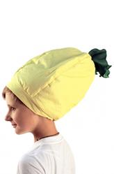 Парики и шляпы - Шапочка Желтый лимон