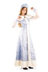 Санты и Снегурочки - Шелковый костюм Снегурочки