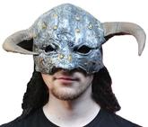 Исторические - Шлем викинга с волосами
