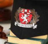 Школьницы и студентки - Шляпа для выпускника