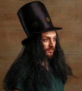 Волшебники и маги - Шляпа колдуна с волосами