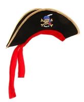 Пиратки - Шляпа пирата с рисунком