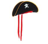 Пираты и капитаны - Шляпа пирата текстильная