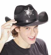 Ковбои и индейцы - Шляпа шерифа со звездой