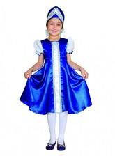 Русские народные - Синий костюм Царевны