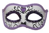 Мертвецы - Сиреневая маска День Мертвых