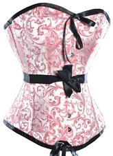 Корсеты - Сладкий зефир розовый