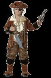 Праздники - Смелый пират коричневый
