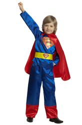 Супергерои - Костюм Смелый супермен
