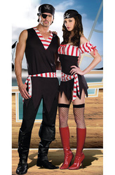 Пираты и капитаны - Костюм Смелый пират