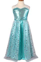 Костюмы для девочек - Костюм Снежная принцесса Холодное сердце