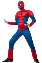 Человек паук - Костюм Стойкий Спайдермен