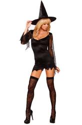 Страшные костюмы - Строгая ведьма