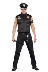 День ГИБДД - Костюм Строгий полицейский