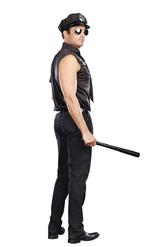 Мужские костюмы - Строгий полицейский